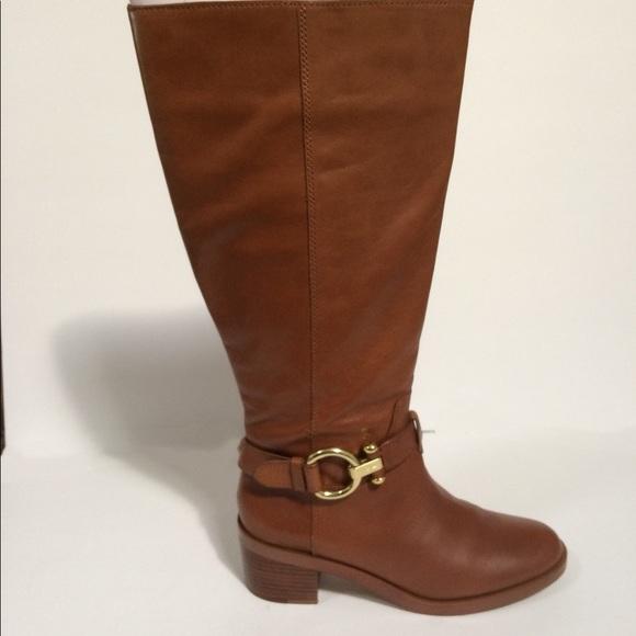 fe820321fee Coach Shoes - Coach Boots Wide Calf Sz 7.5🌺🌺🌺